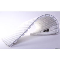 Flexible LED Tile - White