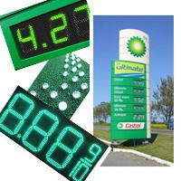 LED Fuel Signs | LED Totems