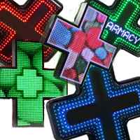 LED Cross Signs | Pharmacy Signs | The LED Studio