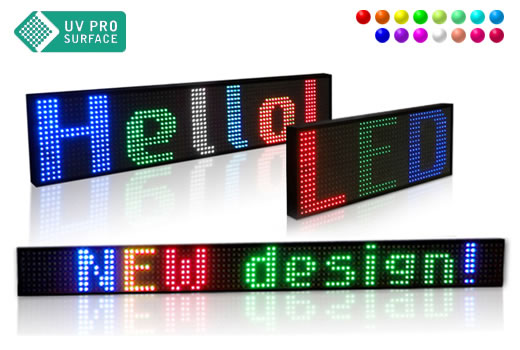 multi-colour-led-displays