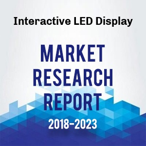 Future of the Interactive LED Display Market: 2018-2025 Forecast and Size Analysis
